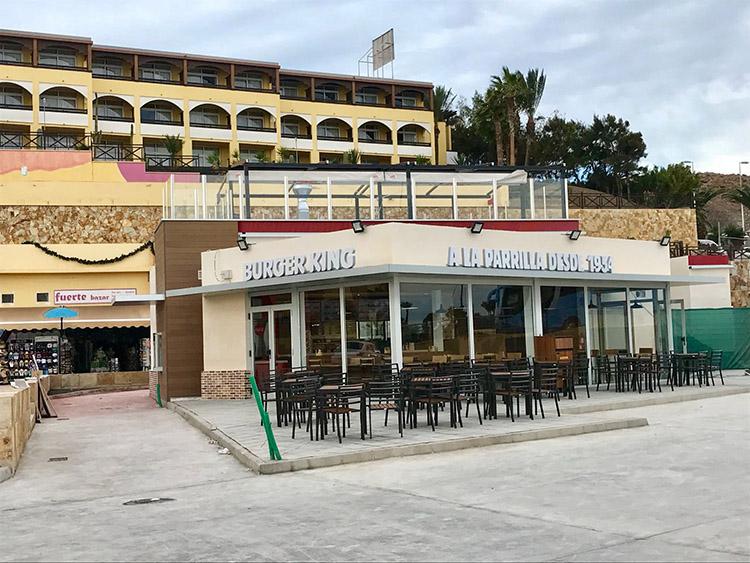 6b6264d75ced5a Burger King öffnet seine Pforten in Jandia – HOLA FM