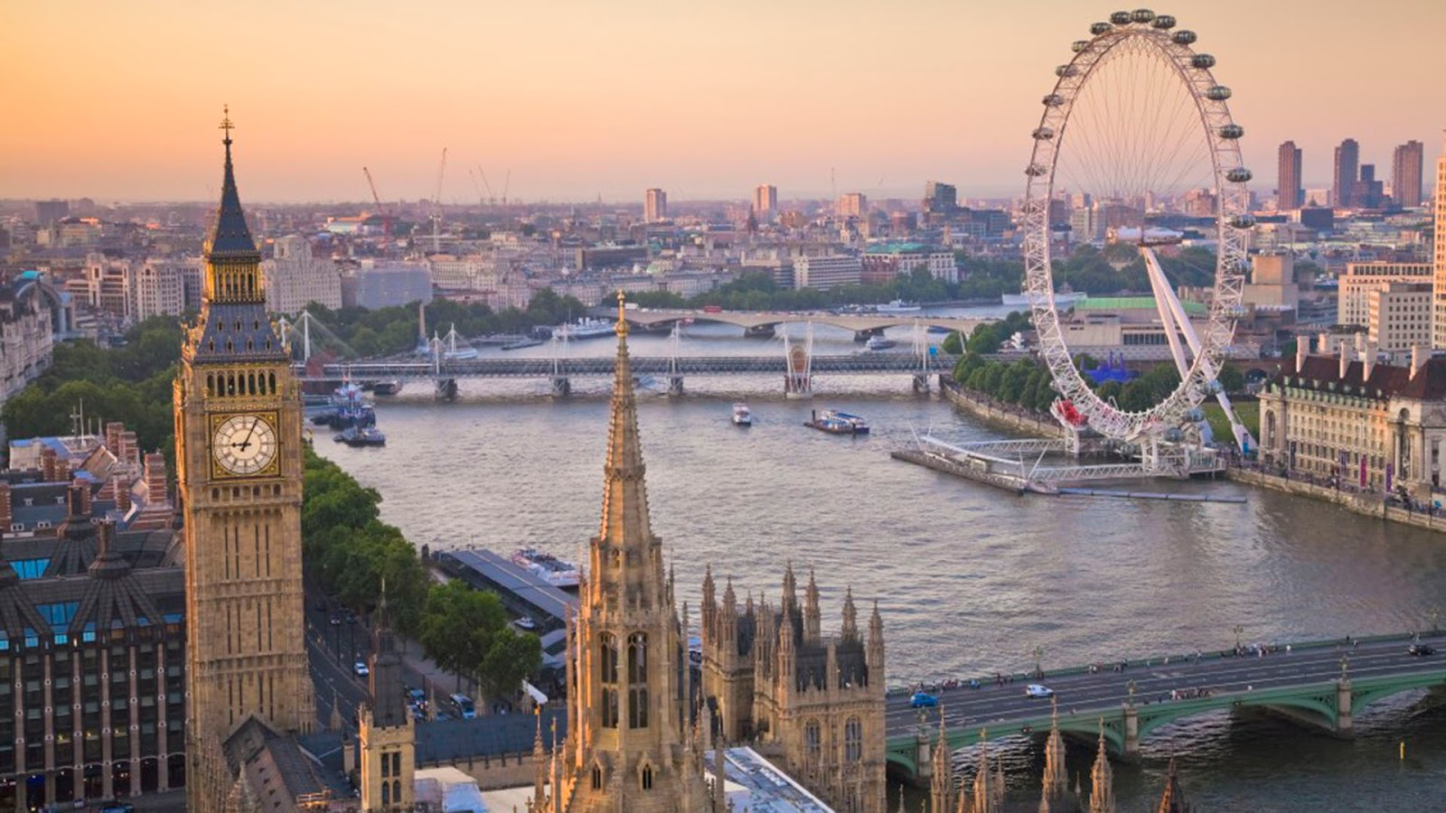 London-Stadtansicht