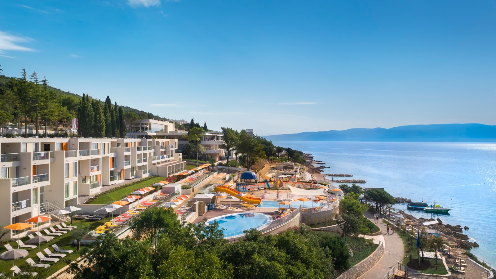 Valamar Girandella Resort_Children splash zone_5