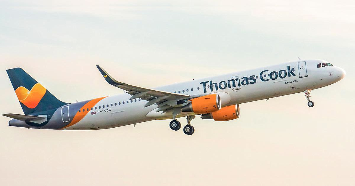 Thomas Cook Insolvenz