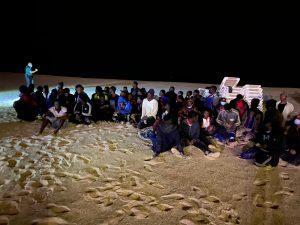 Flüchtlinge Morro Jable