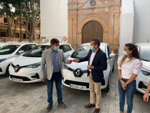 Nuevos coches eléctricos