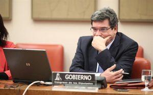 Escrivá Ministro de Seguridad Social y Migracion